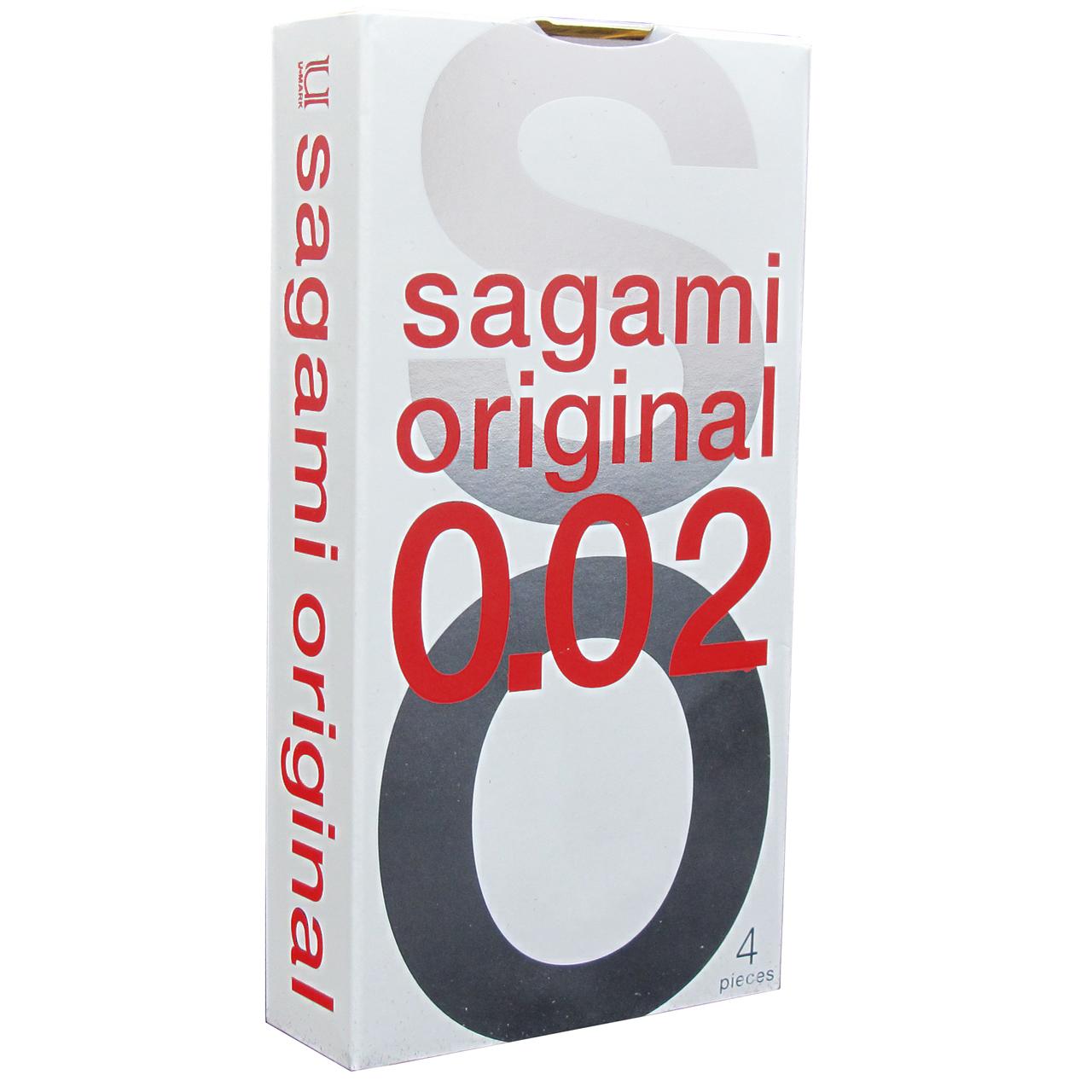 قیمت کاندوم ساگامی مدل Normal بسته 4 عددی