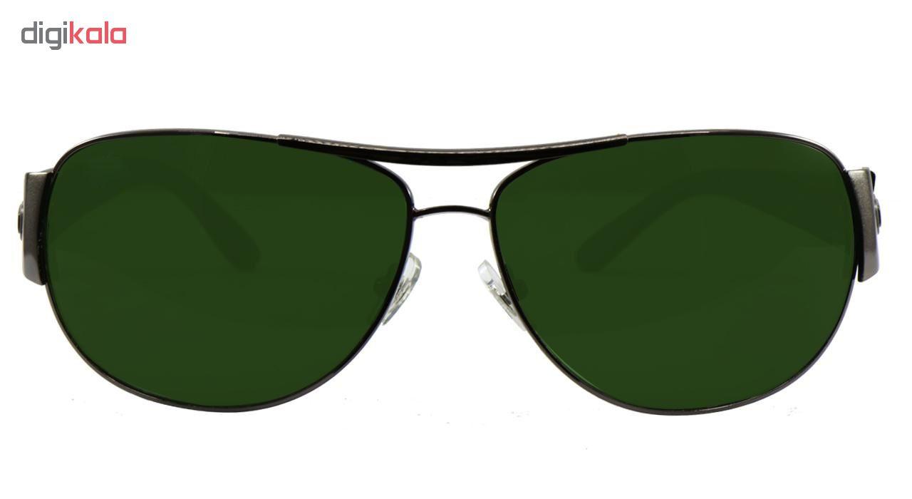 عینک آفتابی خلبانی مدل 3358