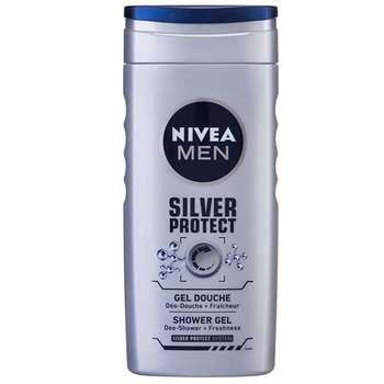 شامپو سر و بدن نیوآ مدل Silver Protect حجم 250 میلی لیتر