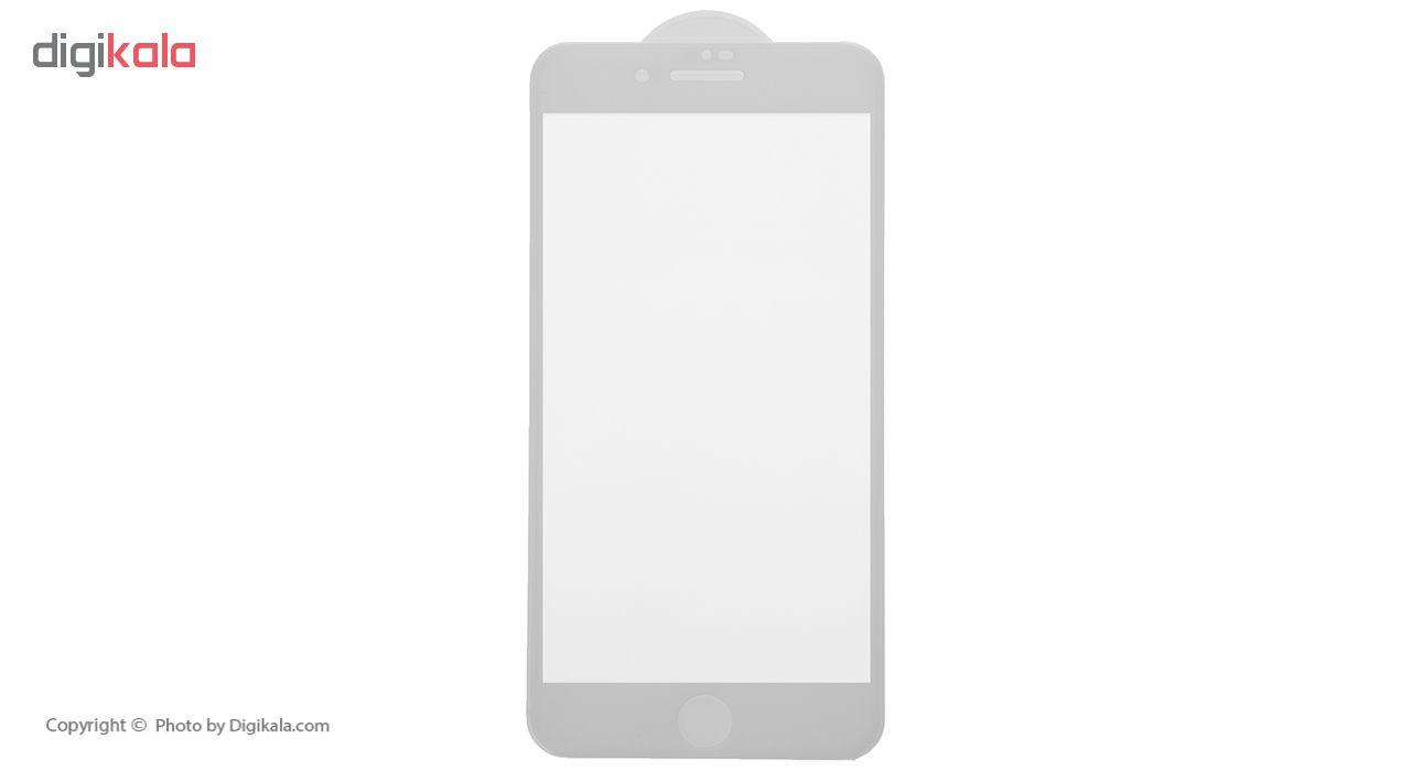 محافظ صفحه نمایش شیشه ای جی سی کام مدل 5d مناسب برای گوشی موبایل اپل iPhone 7/8 main 1 1