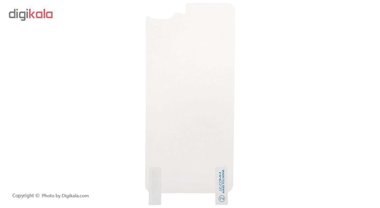 محافظ صفحه نمایش شیشه ای جی سی کام مدل 5d مناسب برای گوشی موبایل اپل iPhone 7/8 main 1 4