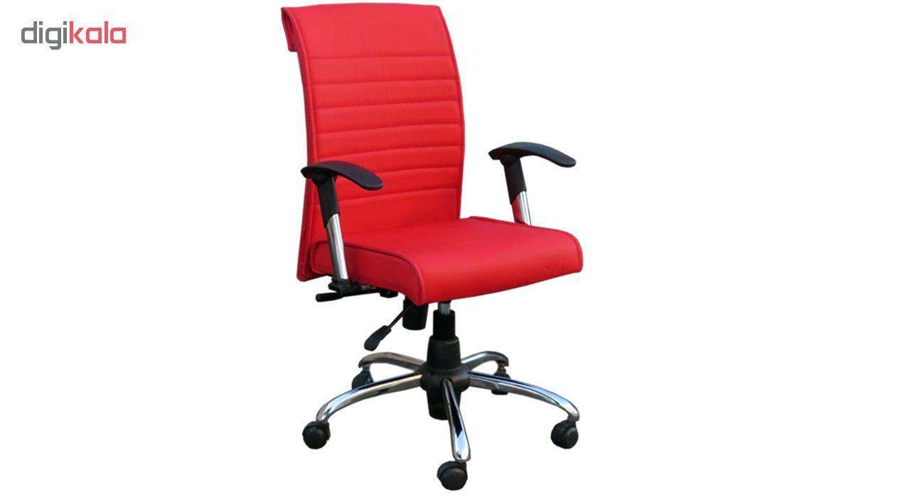 صندلی اداری اوان کد K320L چرمی main 1 1