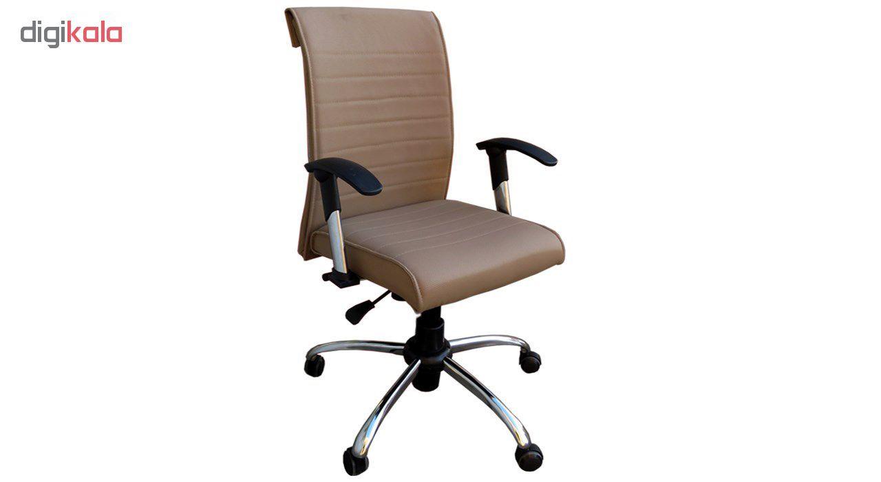 صندلی اداری اوان کد K320L چرمی main 1 3