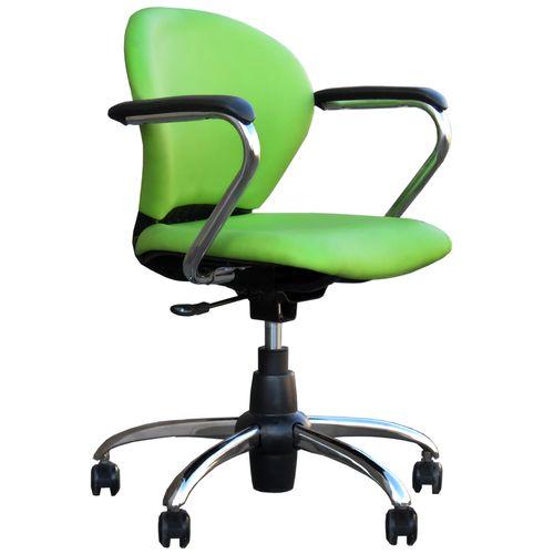 صندلی اداری اوان کد K340R چرمی
