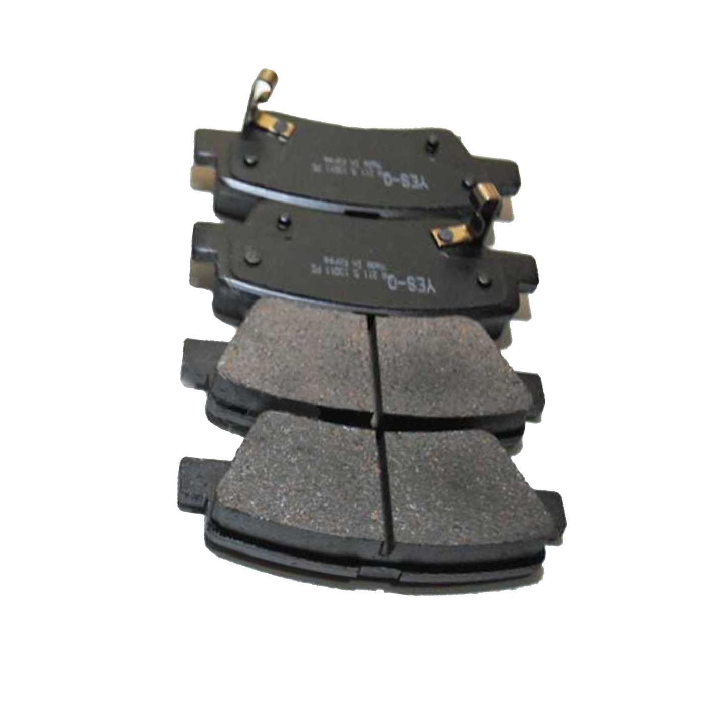 لنت ترمز جلو یس کیو مدل ASM010370102 مناسب برای رانا