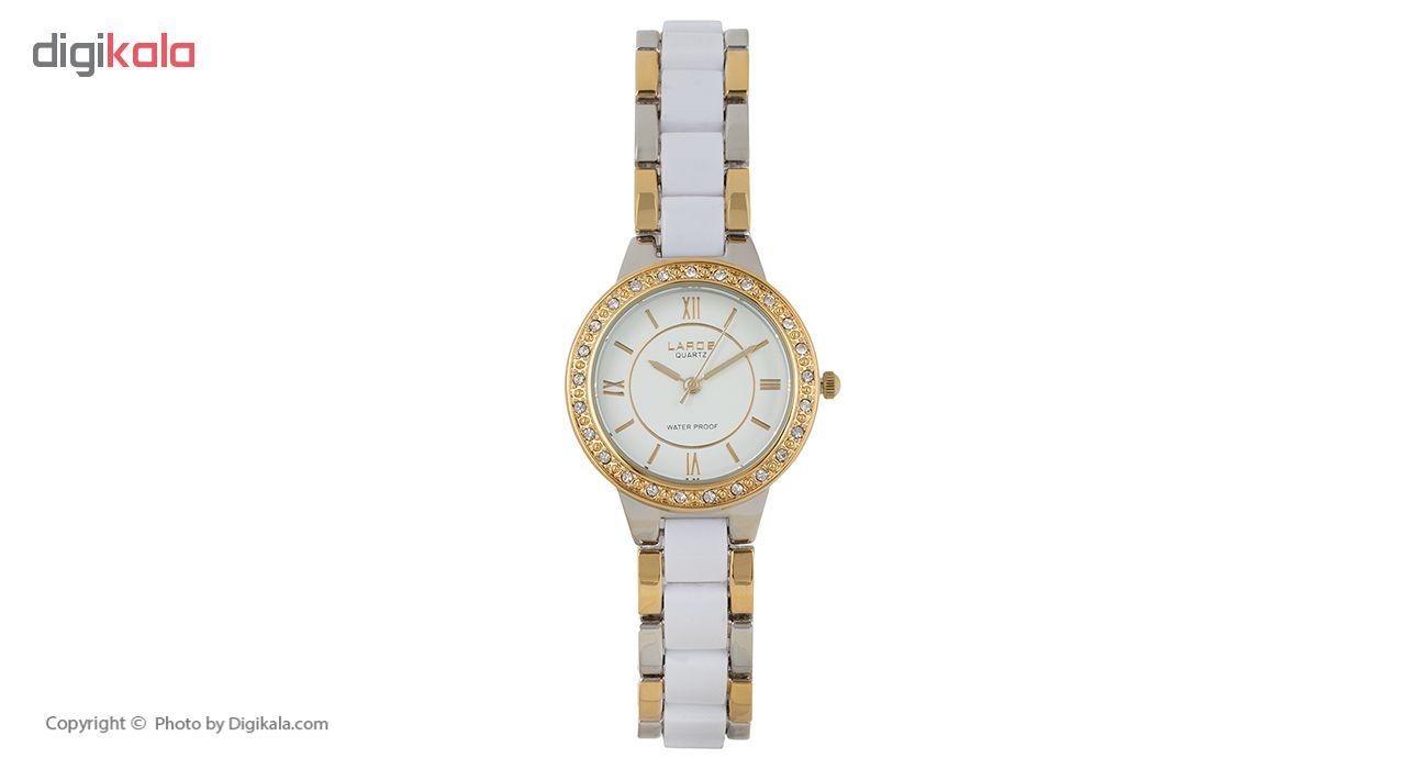 خرید ساعت مچی زنانه لاروس مدل No 0917-80100