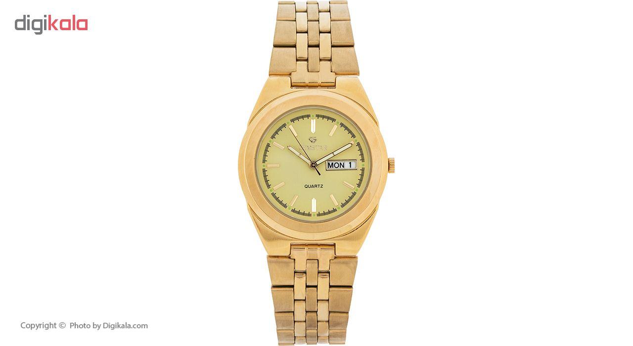 خرید ساعت مچی عقربه ای مردانه جمستار مدل No GS8361 M