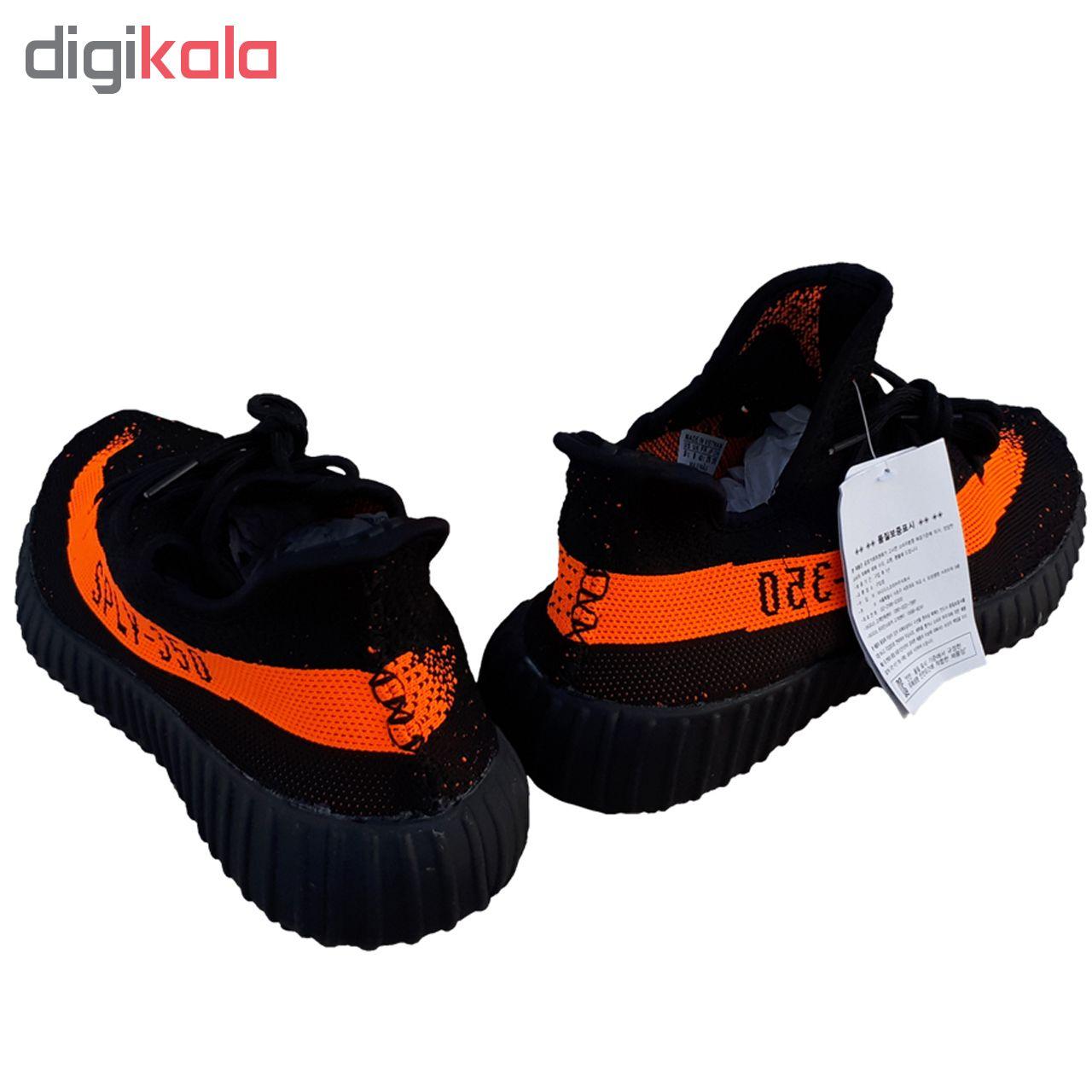 کفش ورزشی مخصوص دویدن و پیاده روی زنانه آدیداس مدل Yeezy Boost 350