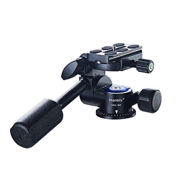 سر سه پایه هد عکاسی و فیلم برداری مانبیلی VH-40