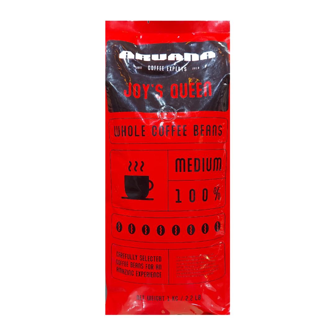 دانه قهوه جویزکوئین آروانا - ۱ کیلوگرم