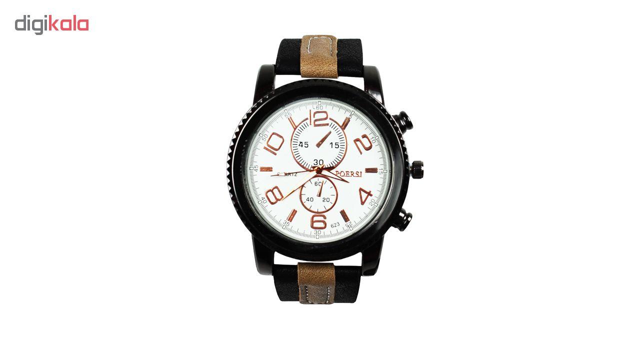 خرید ساعت مچی عقربه ای مردانه مدل P4-20
