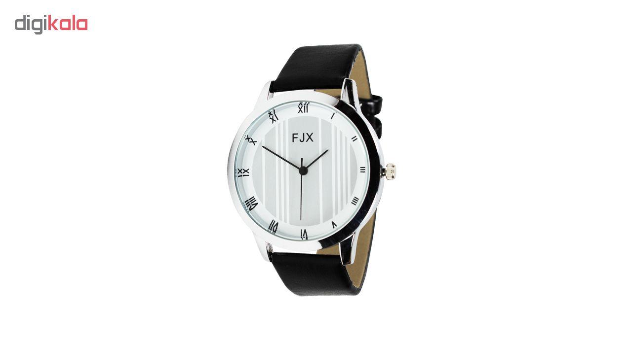 ساعت مچی عقربه ای مردانه و زنانه اف جی ایکس مدل P4-22