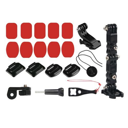پایه اتصال مدل Cycling Helmet Multi مناسب برای دوربین ورزشی گوپرو