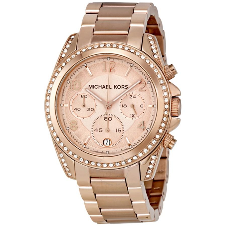 ساعت مچی عقربه ای زنانه مایکل کورس مدل MK5263