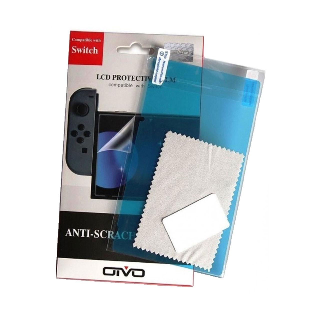 بررسی و {خرید با تخفیف} محافظ صفحه نمایش اوتیوو مدل IV-SW001 مناسب نینتندوسوئیچ اصل