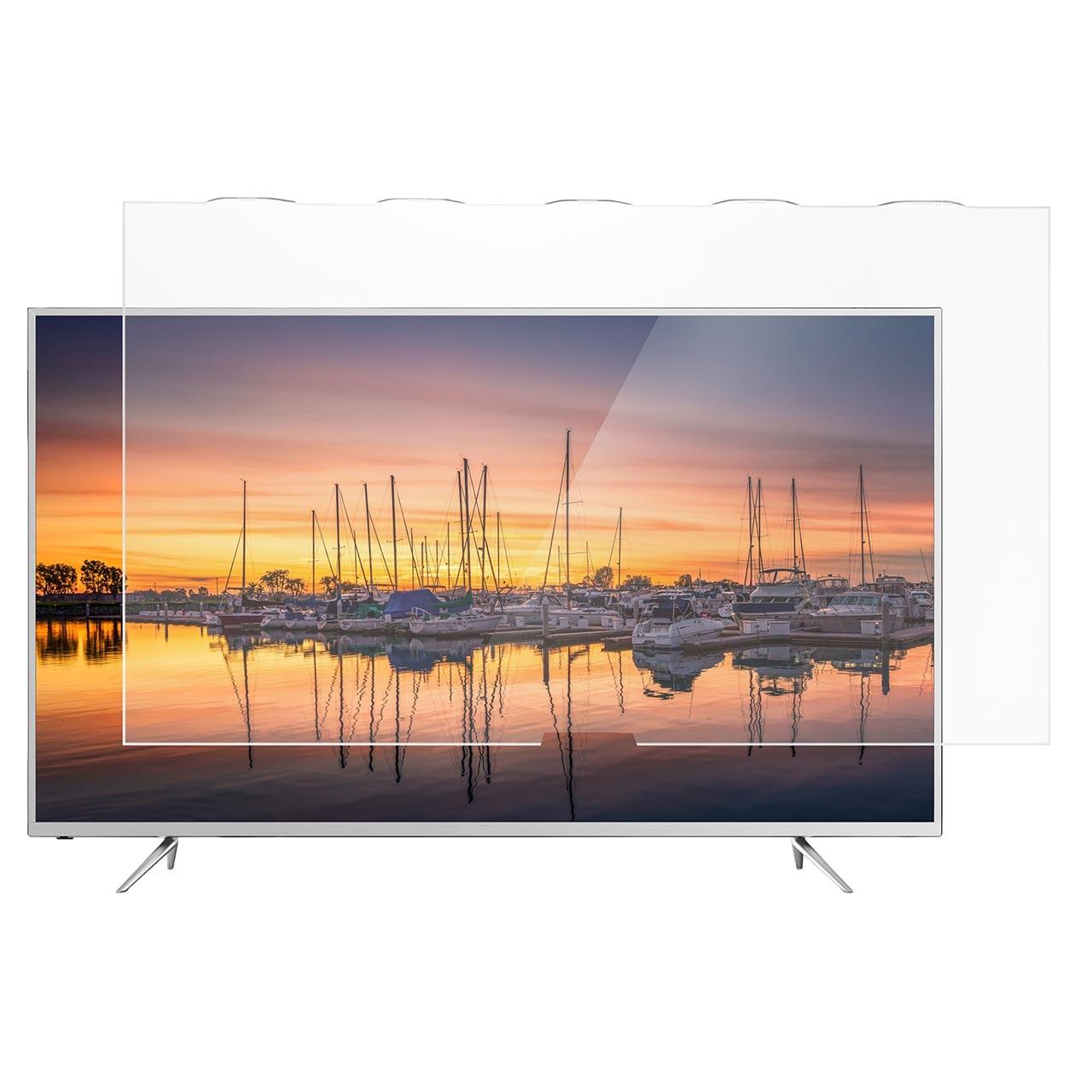محافظ صفحه تلویزیون منحنی اس اچ مدل S-49-6975 مناسب برای تلویزیون منحنی سامسونگ 49 اینچ مدلهای 6965-6975-6950