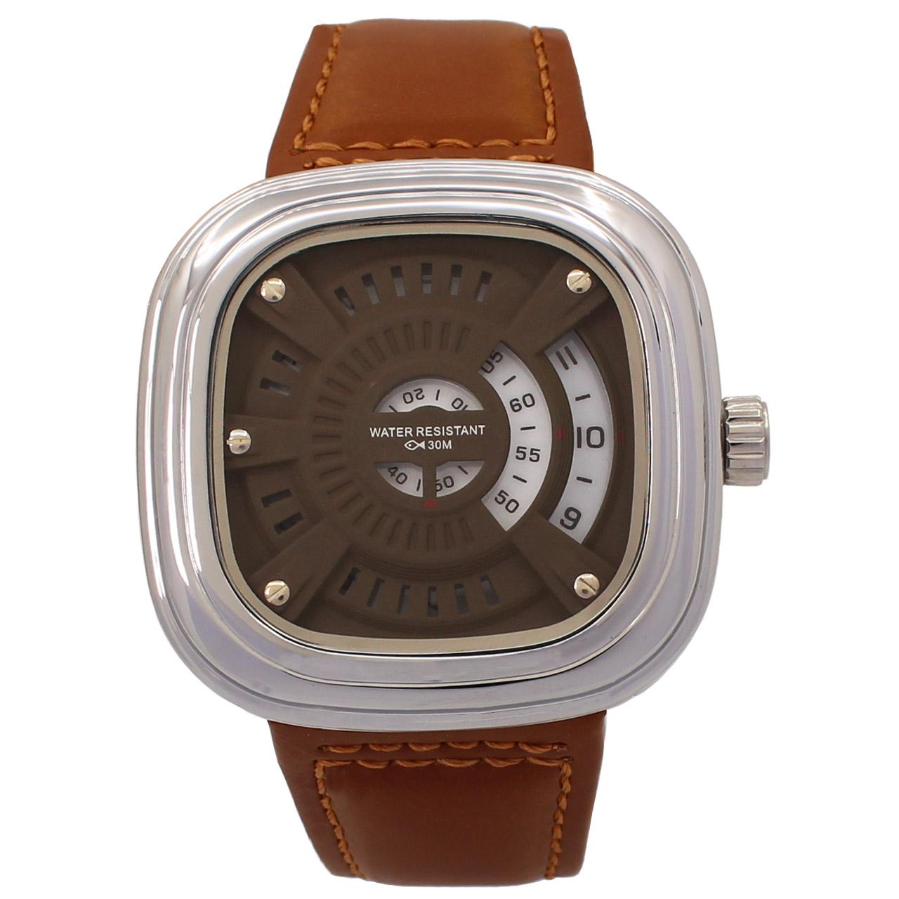ساعت مچی عقربه ای مردانه مدل MU-0035
