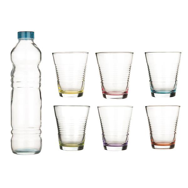 ست بطری و لیوان پاشاباغچه مدل ویتاور کد 95580