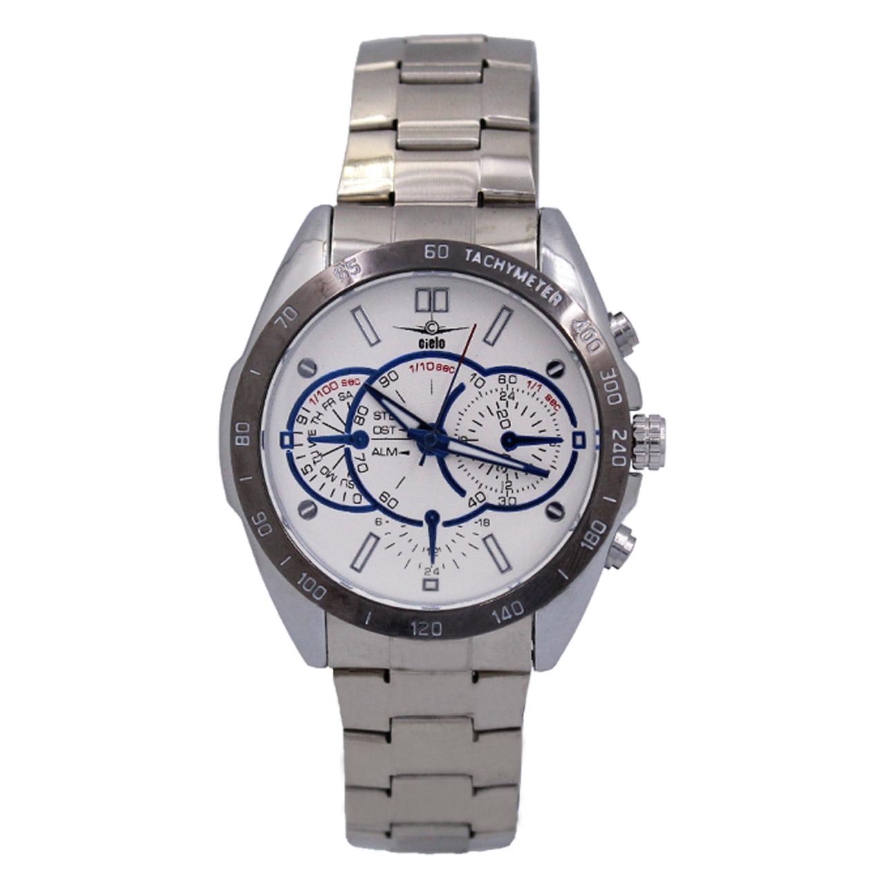 ساعت مردانه سیلو مدل MWMU-0169 12
