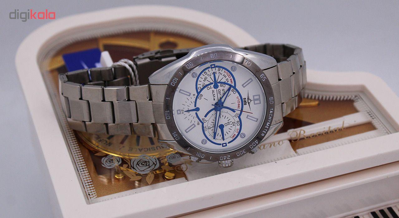 خرید ساعت مردانه سیلو مدل MWMU-0169