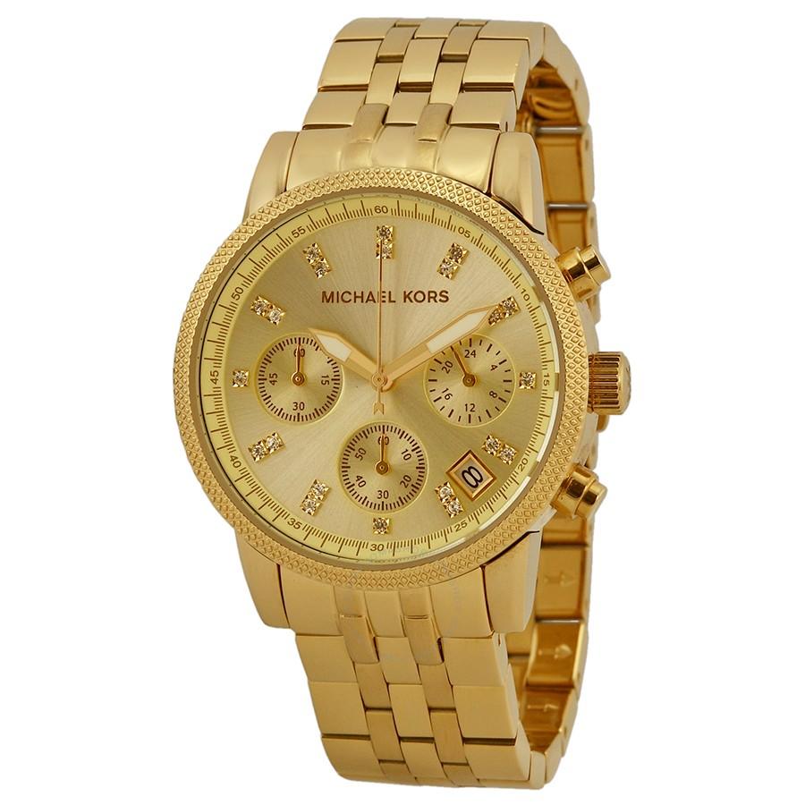 ساعت مچی عقربه ای زنانه مایکل کورس مدل MK5676