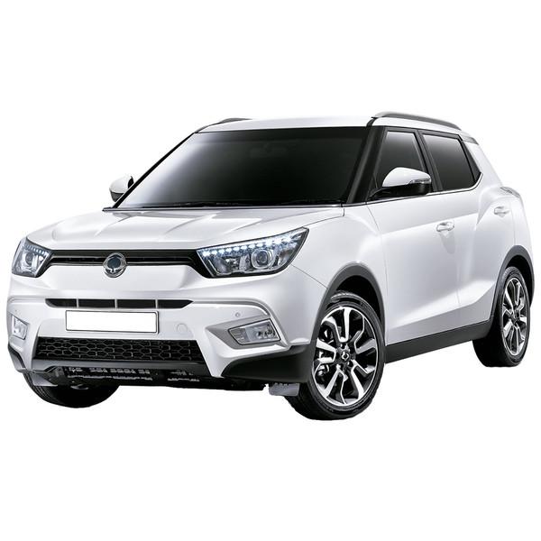 خودرو سانگ یانگ Tivoli اتوماتیک سال 2018