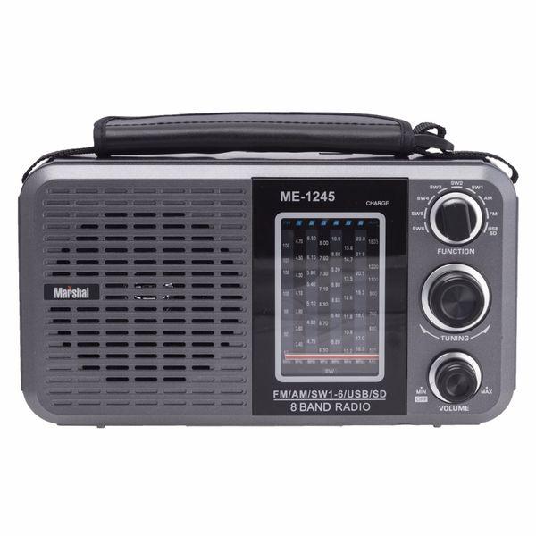 رادیو مارشال مدل Me-1245 | Marshal Me-1245 Radio