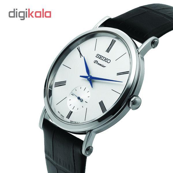 ساعت مچی عقربه ای مردانه سیکو مدل SRK035P1