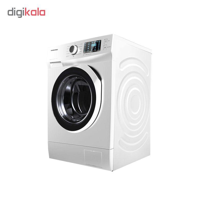 ماشین لباسشویی دوو سری ویوا مدل DWK-Viva80W ظرفیت 8 کیلوگرم