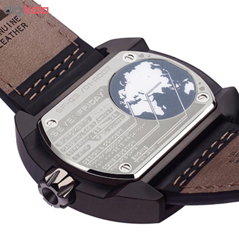 ساعت مچی عقربه ای سون فرایدی مدل SF-Q3/01