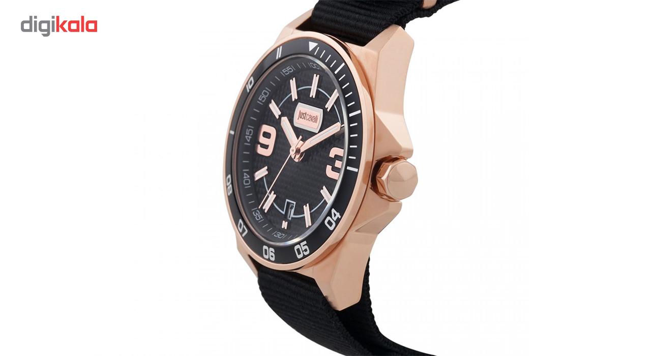 ساعت مچی عقربه ای مردانه جاست کاوالی مدل JC1G014L0035