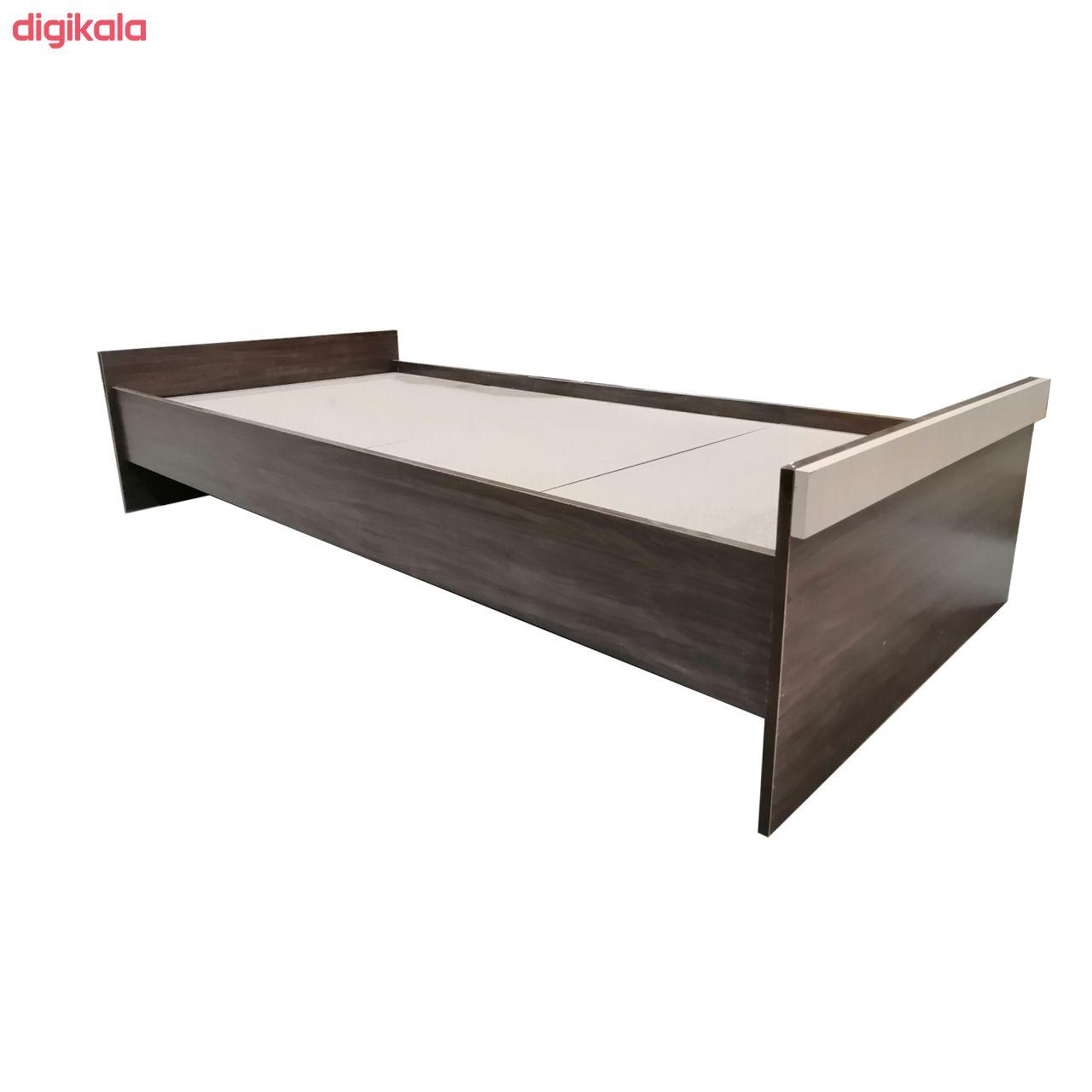 تخت خواب یک نفره مدل TB19 سایز 200x96 سانتی متر  main 1 1