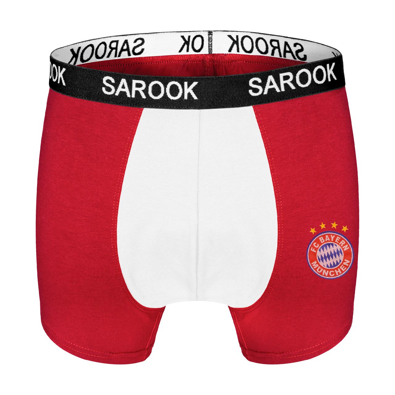 شورت مردانه ساروک مدل  Bayern Munich  کد 03