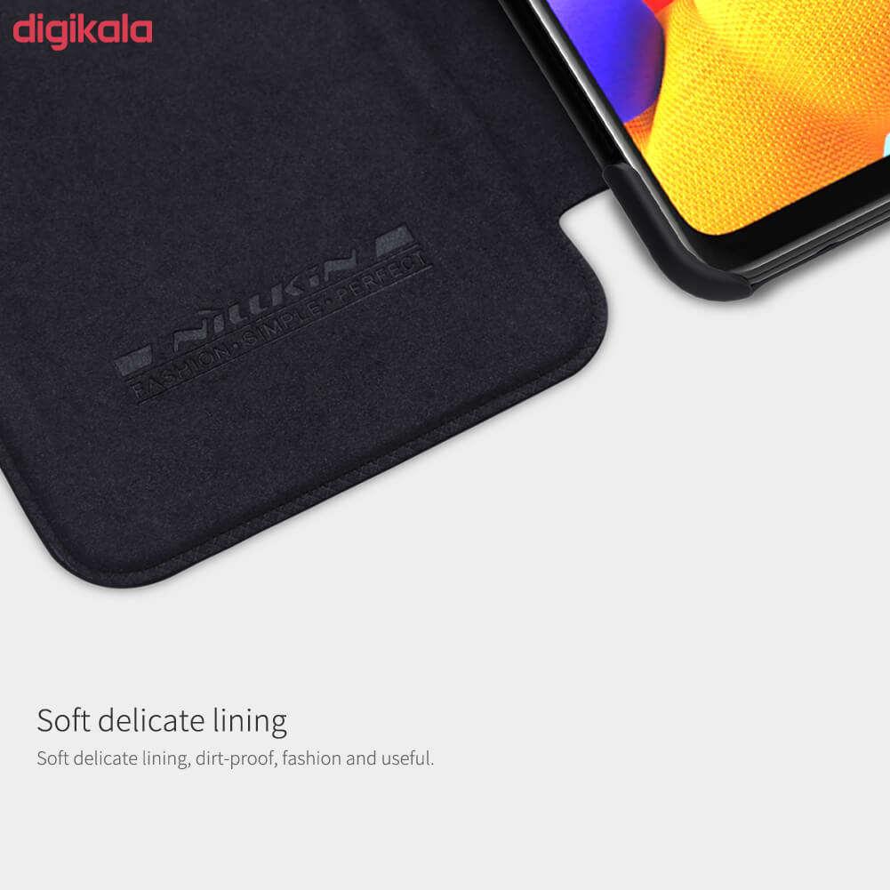 کیف کلاسوری نیلکین مدل QIN مناسب برای گوشی موبایل سامسونگ Galaxy A21s main 1 12