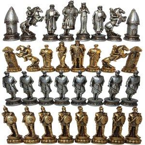 مهره شطرنج مدل E03 مجموعه 32 عددی