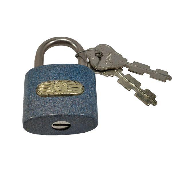 قفل آویز مدل 2