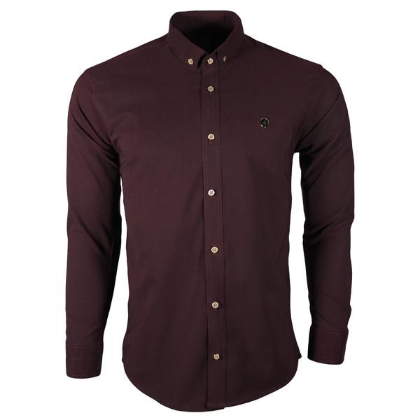 پیراهن آستین بلند مردانه مدل BNZ 10036
