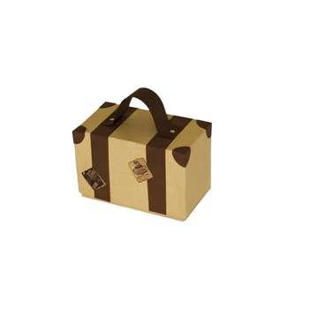 جعبه هدیه طرح چمدان