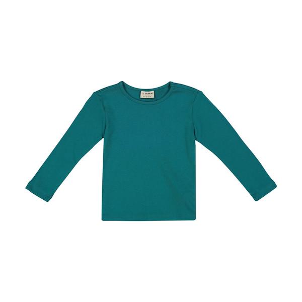 تی شرت آستین بلند دخترانه ال سی وایکیکی مدل 8W0186Z4-H3L