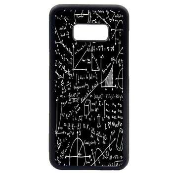 کاور طرح ریاضی مدل 0420 مناسب برای گوشی موبایل سامسونگ galaxy s8