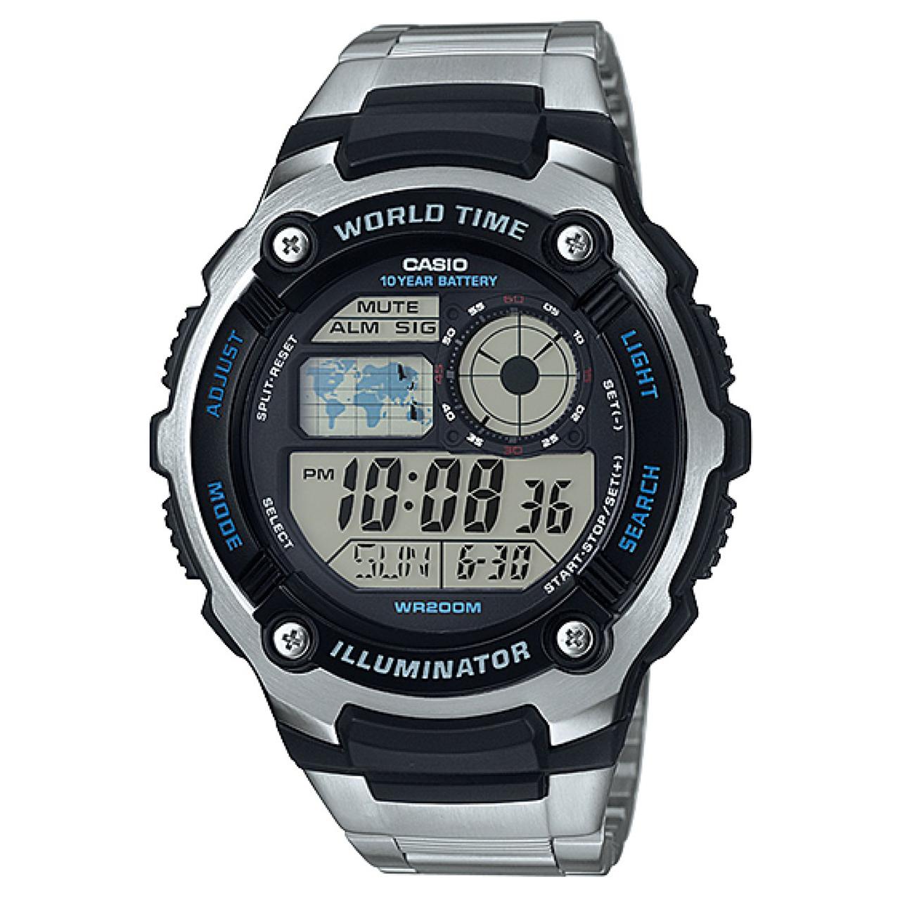 ساعت مچی دیجیتالی  کاسیو مدل AE-2100WD-1AVDF 42