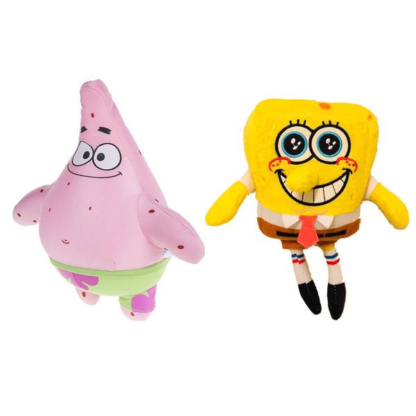 عروسک مدل Spong Bob Family مجموعه 2 عددی