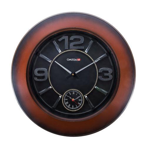 ساعت دیواری امگا ال سی مدل OLC