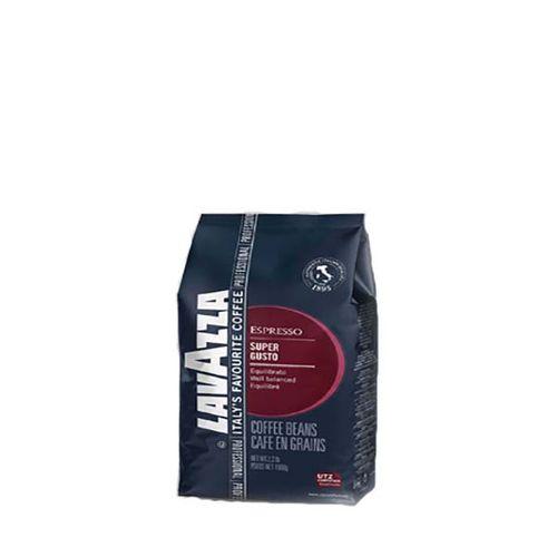 دانه قهوه  لاواتزا مدل  Espersso Super Gustoمقدار 1000 گرم