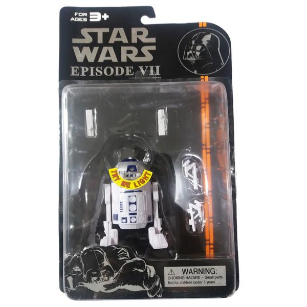 فیگور استار وارز مدل R2-D2