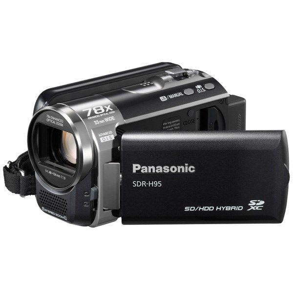 دوربین فیلمبرداری پاناسونیک اس دی آر-اچ 95