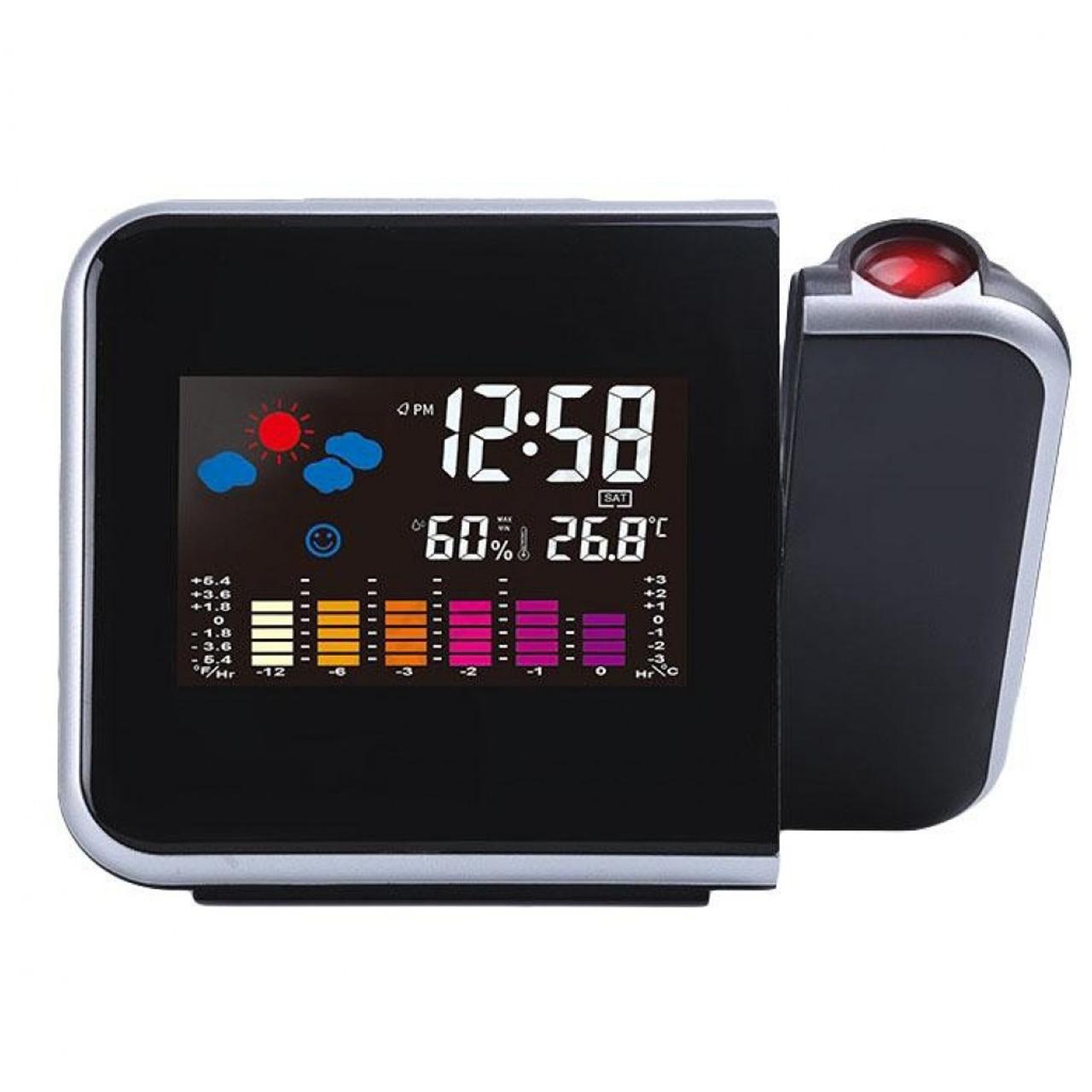 خرید ساعت پروژکتوری رومیزی مدل VK