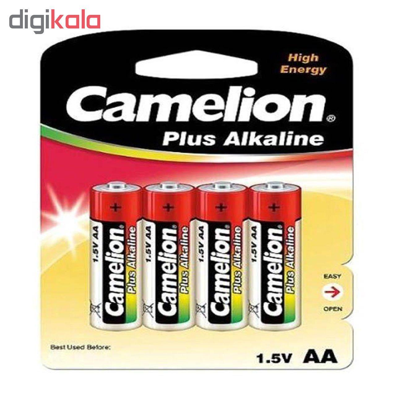 باتری قلمی کملیون مدل پلاس 4 عددی main 1 1