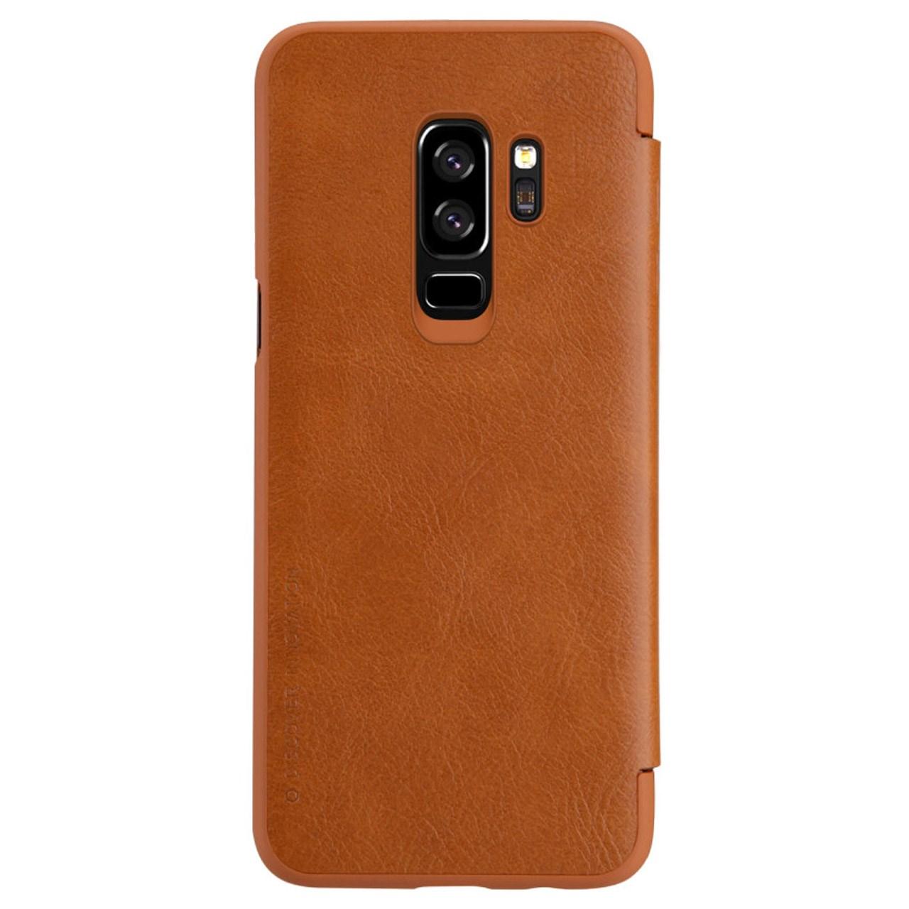 کیف کلاسوری نیلکین مدل Qin مناسب برای گوشی موبایل سامسونگ Galaxy S9 Plus