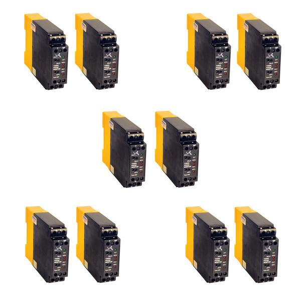 کنترل فاز کتابی برنا الکترونیک مدل ASN بسته 10 عددی